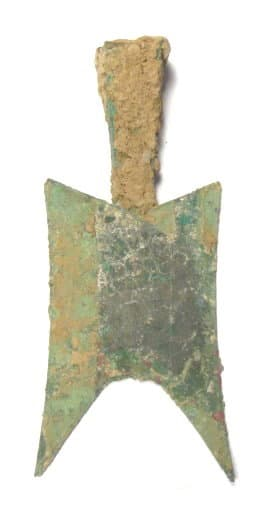 Zhou Dynasty             shovel or spade money