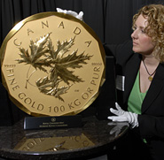 World's Largest Gold Coin