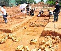Eastern Han Dynasty Grave