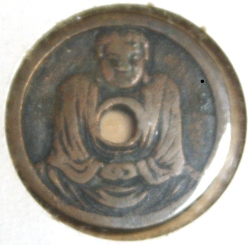 Japanese Buddhist Charm
