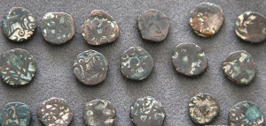 Kushan Empire coins unearthed in Ningxia