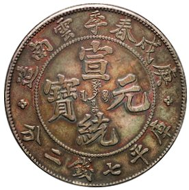 Chinese Yunnan Spring Dollar